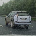 Mitsubishi Pajero Sport 2020 bất ngờ chạy thử tại Việt Nam